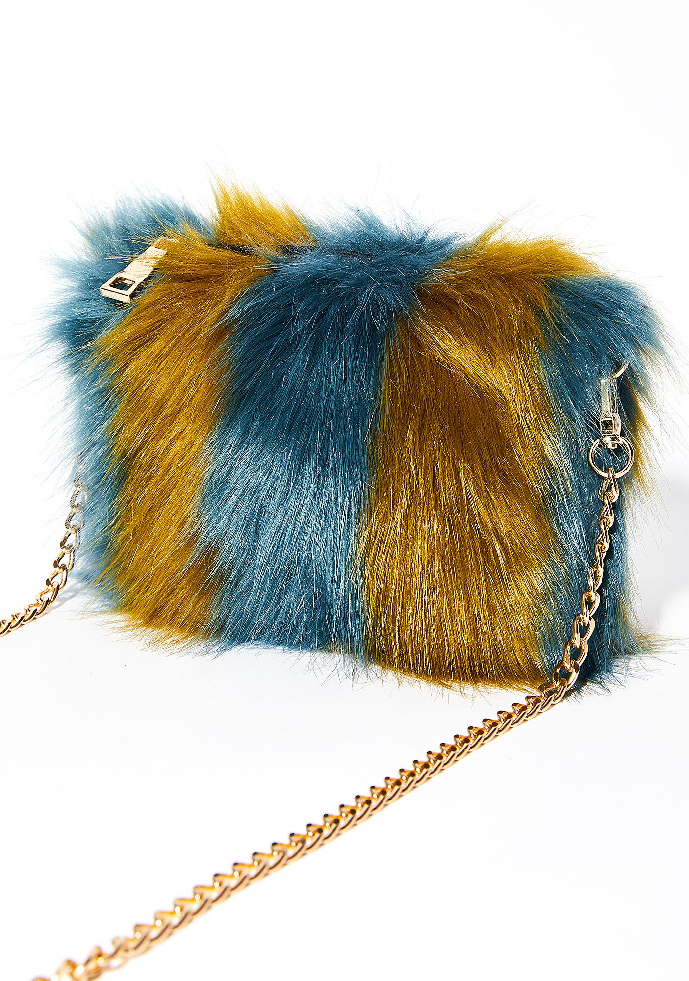 Other Fur Babe Mini Shoulder Bag