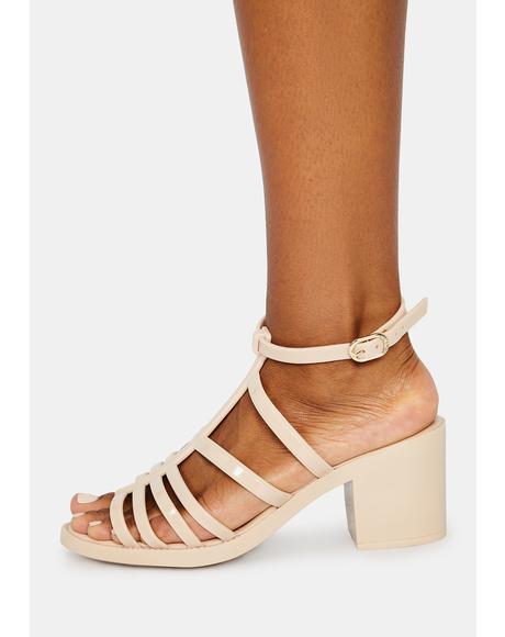 Dallas Jelly Sandals