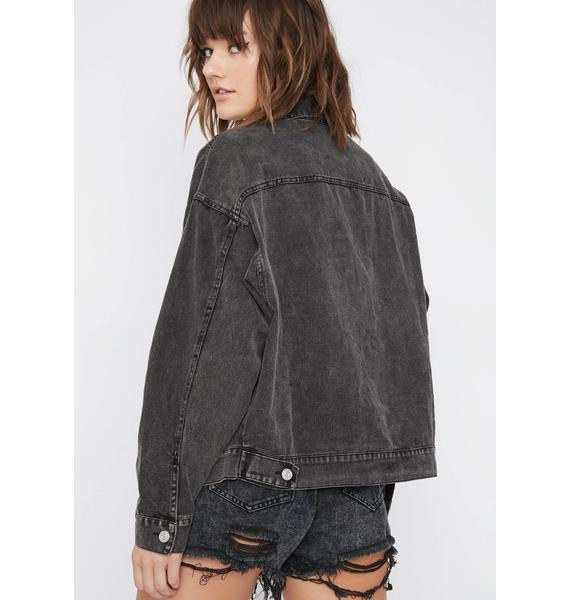 Legendary Rockers Denim Jacket