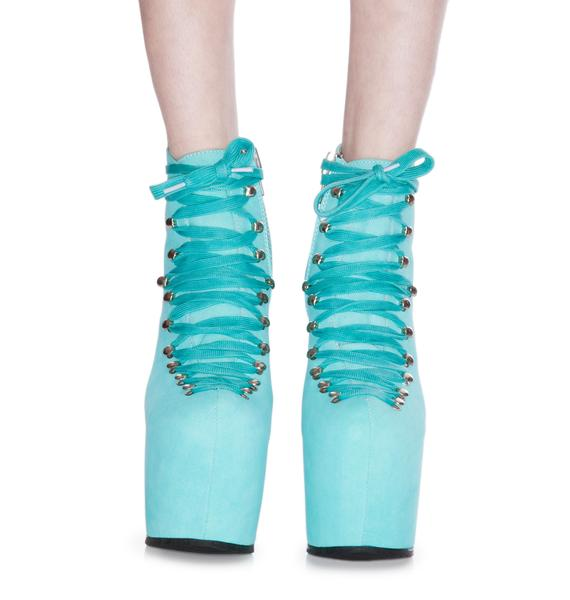 UNIF The Hellbound Platform Shoes