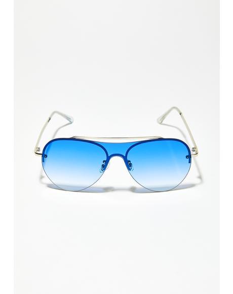 Futurama Mama Aviator Sunglasses