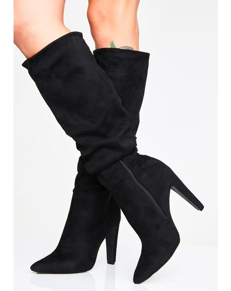 Making Moves Slouchy Boots