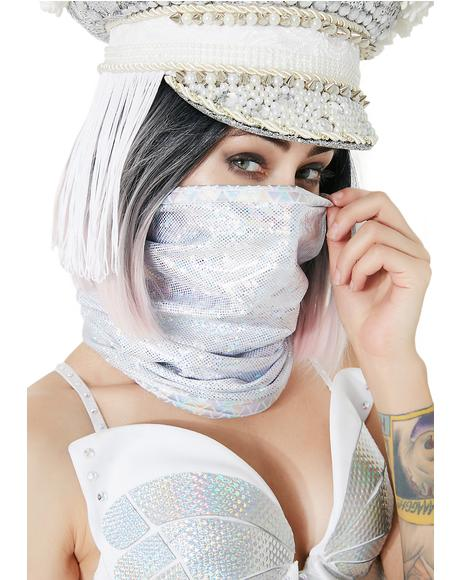 White-Out Reversible Face Mask