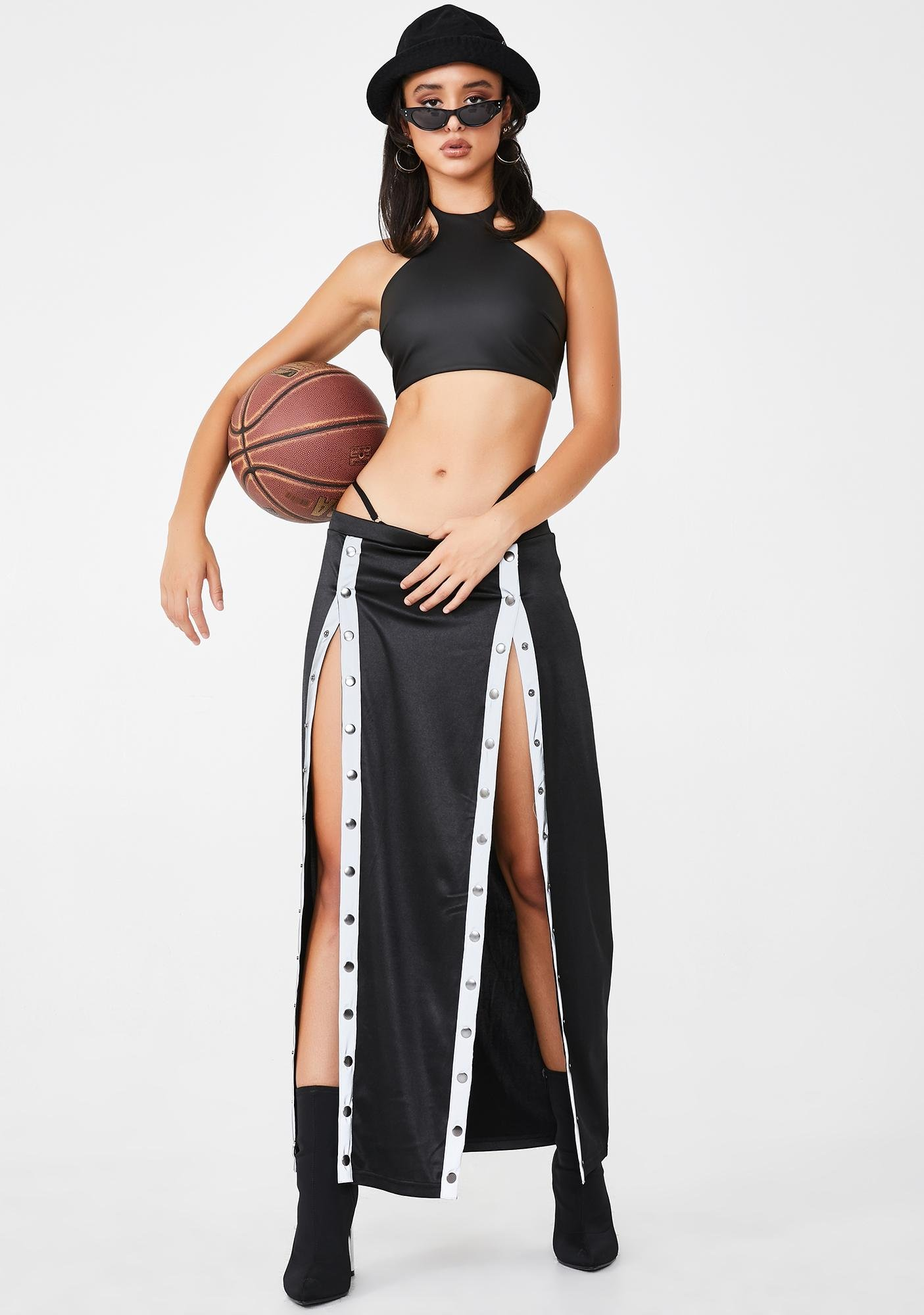 Poster Grl Hard To Ignore Tearaway Skirt