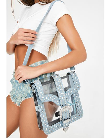 Cavern Crazy Clear Backpack