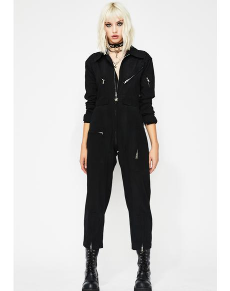 Reach For The Stars Flightsuit
