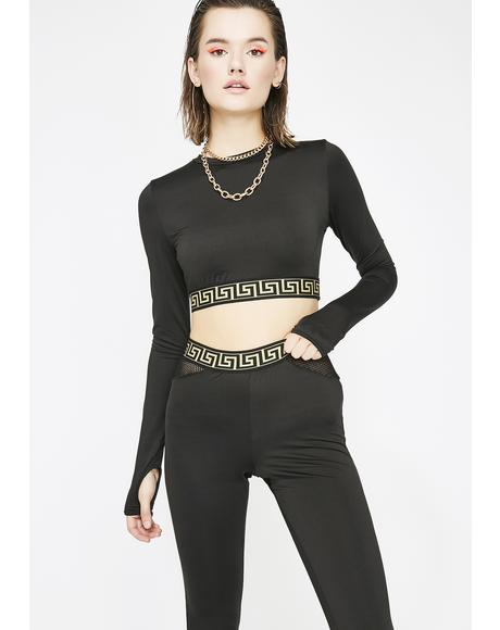 Cash Money Dreamin' Bodycon Set