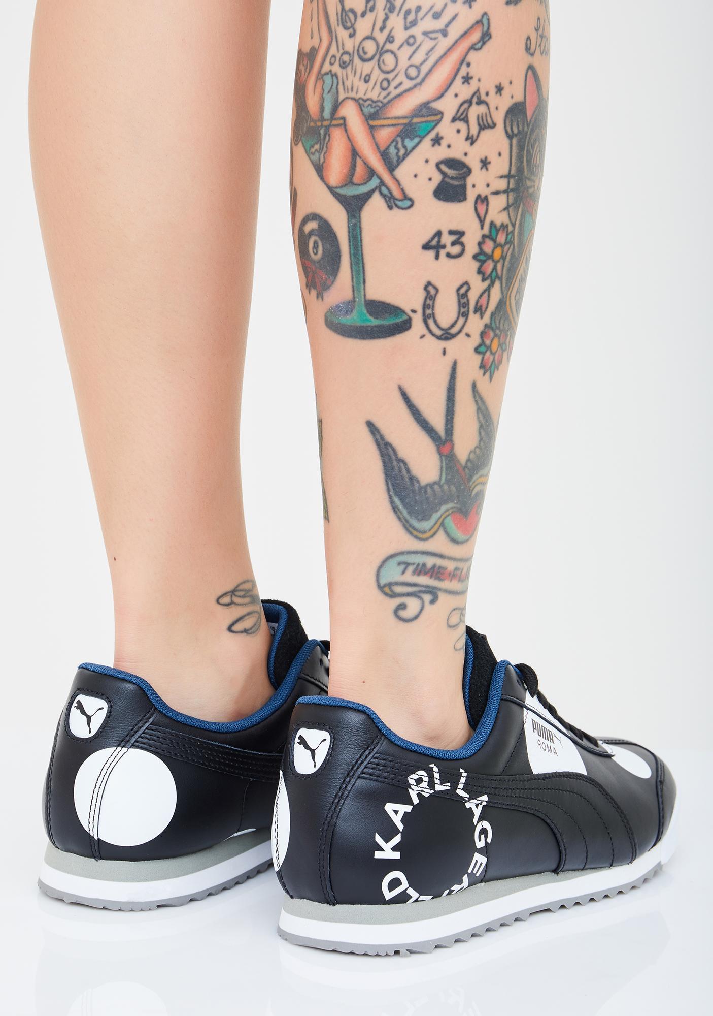 PUMA X Karl Lagerfeld Roma Amor Sneakers