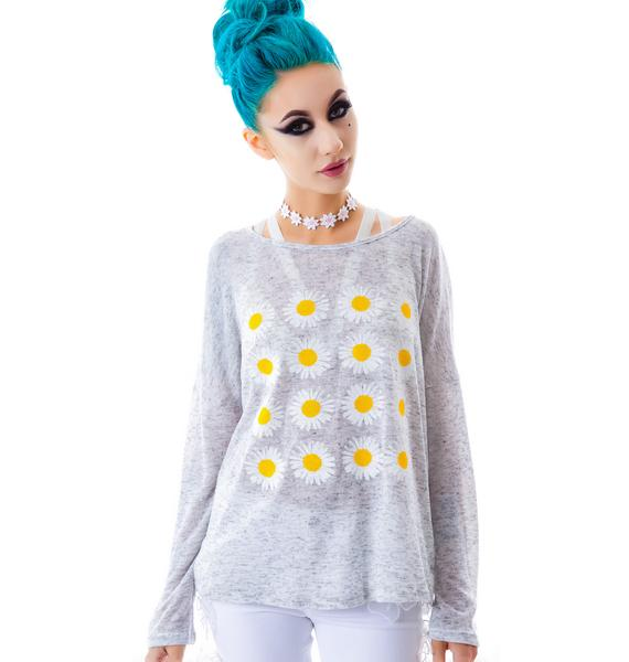 Ring Around Daisy Top