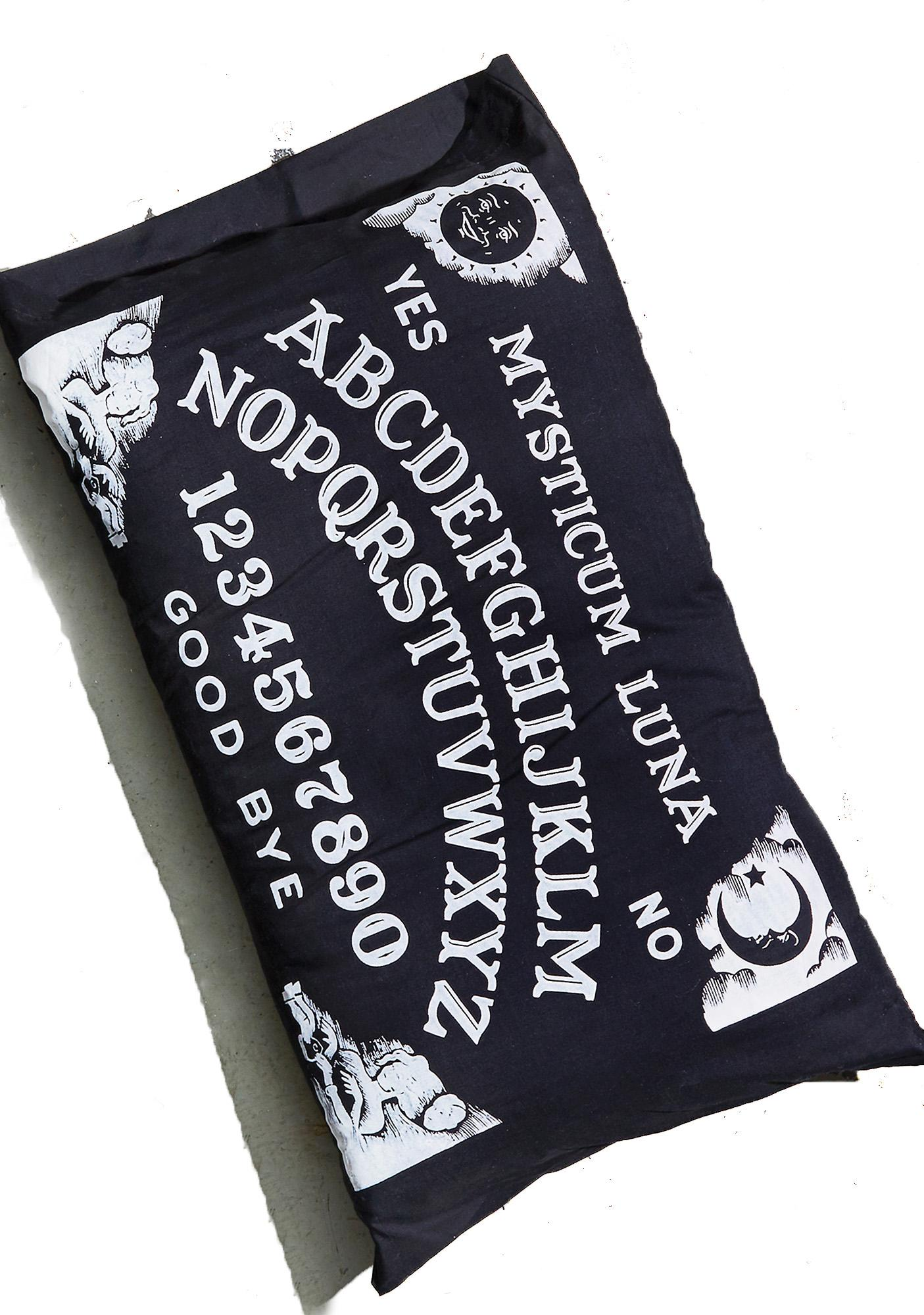 Ouija Pillow Case