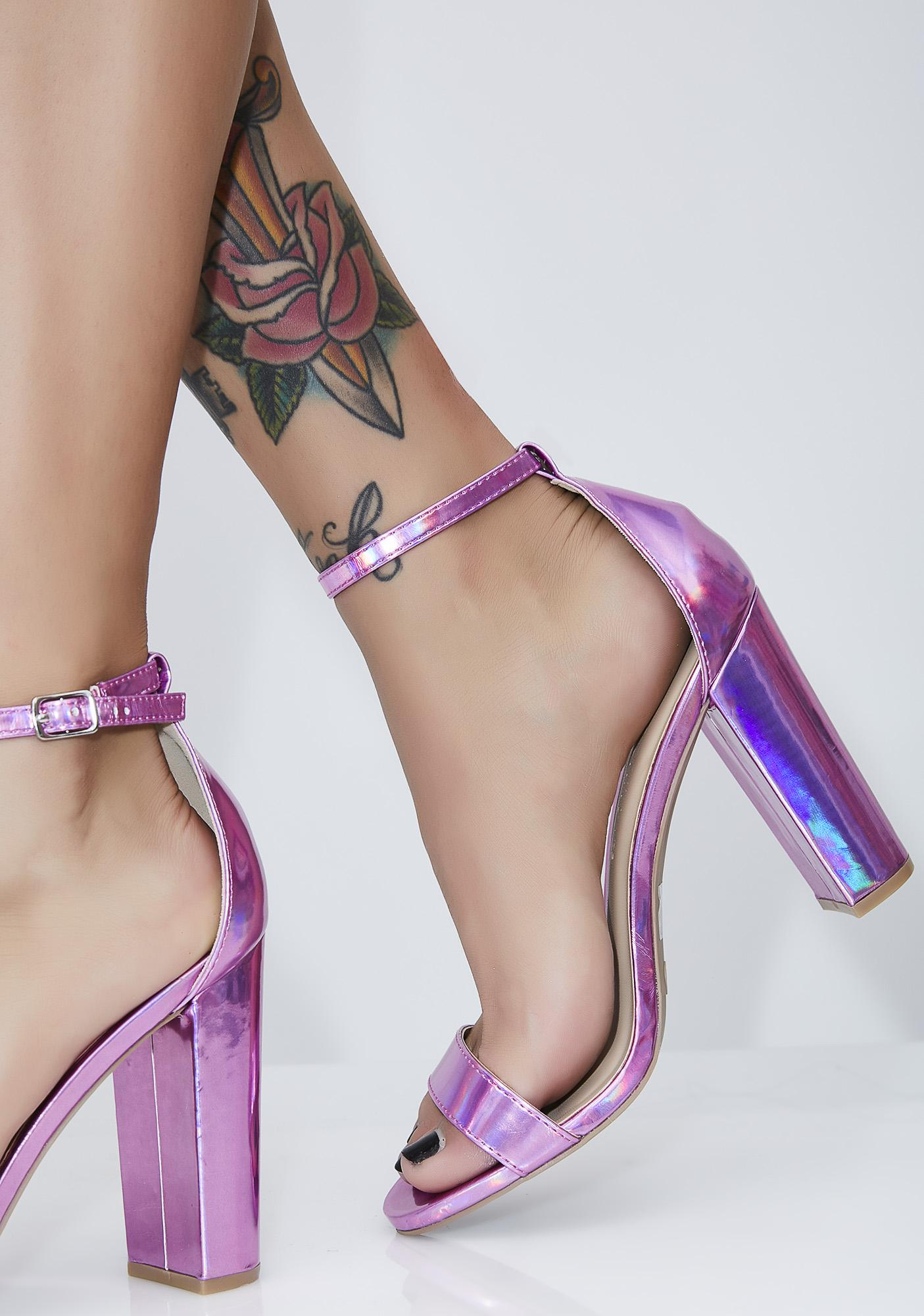Illuminating Thoughts Heels