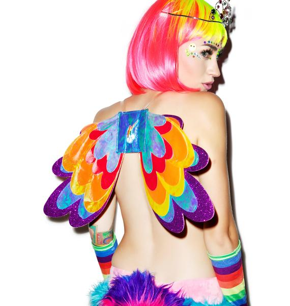 Rainbow Dash Wings