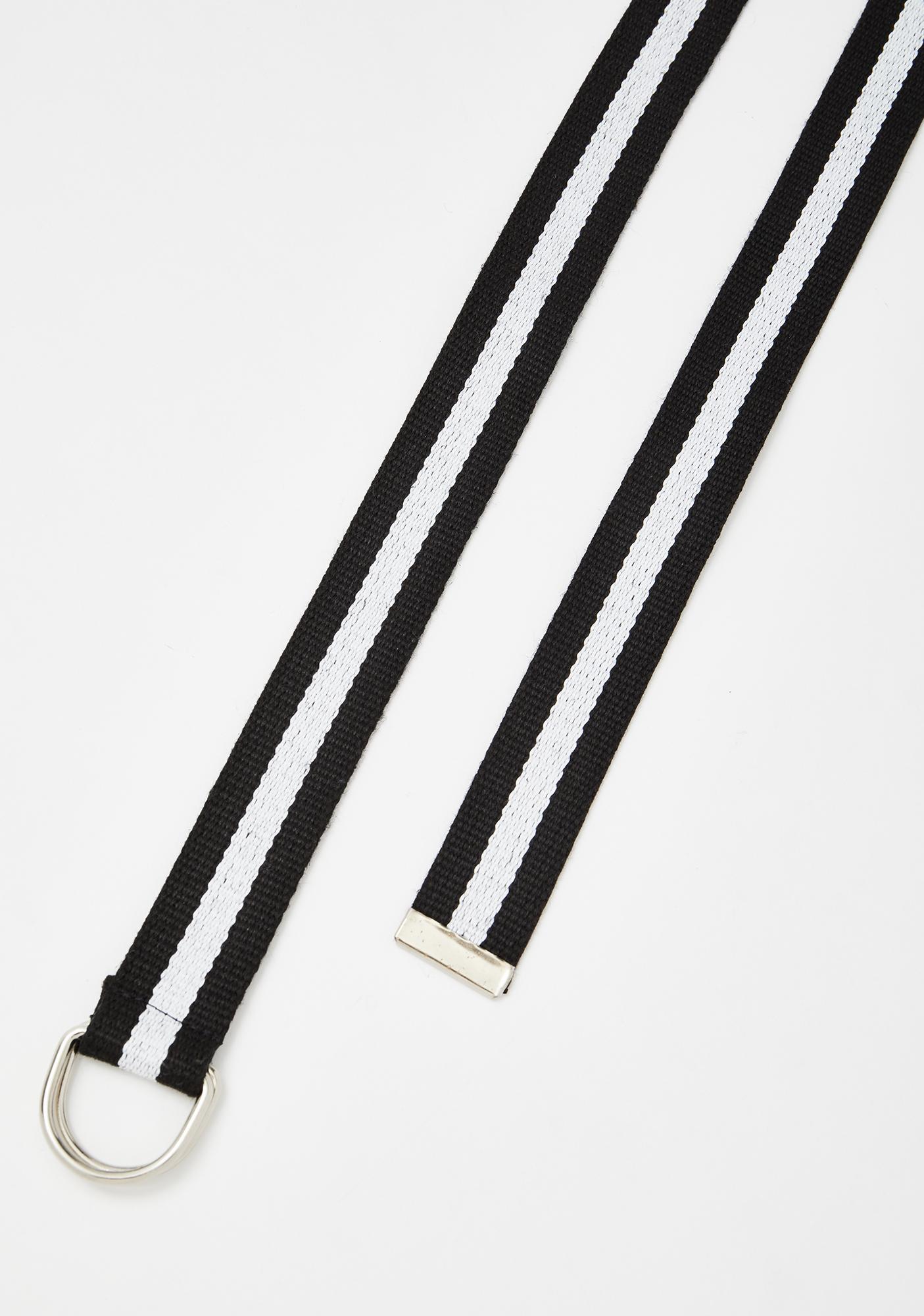 Winners Only Striped Belt