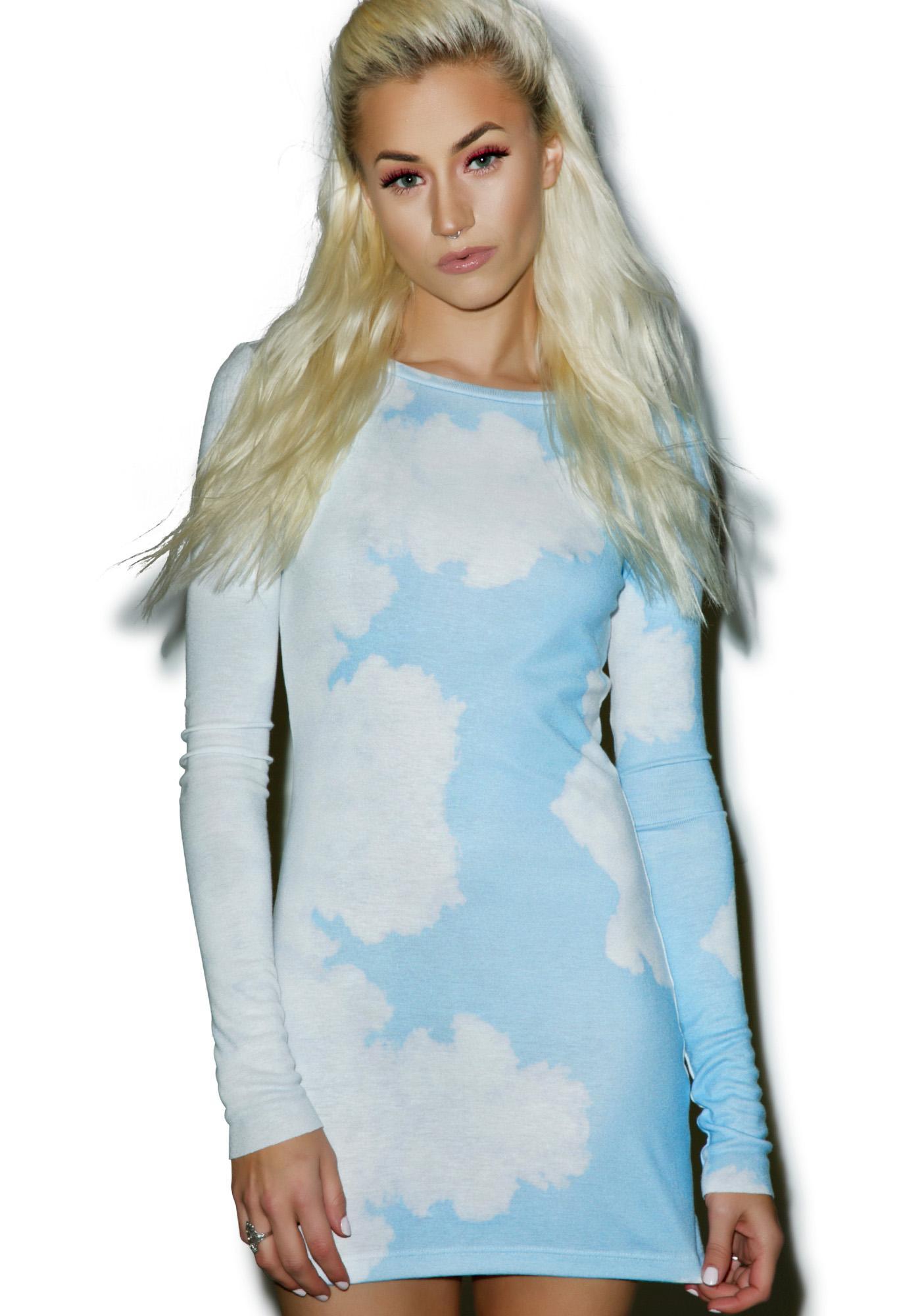 Wildfox Couture Stairway To Heaven Arizona Dress
