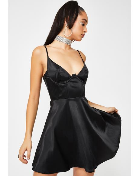Hott Dish Corset Dress