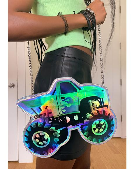 Hot Wheelz Crossbody Bag