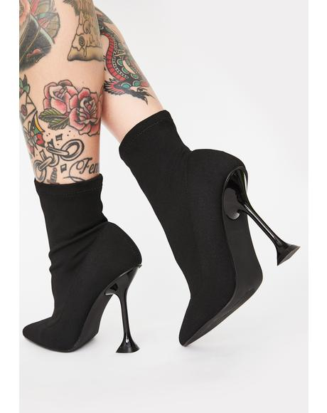 Dash Ankle Booties