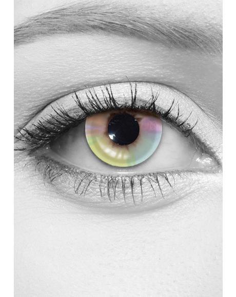 Pastel Unicorn Contact Lenses