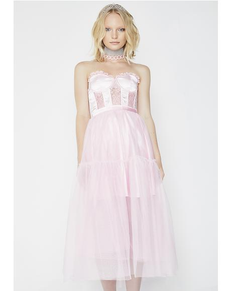 Twirl Princess Tulle Skirt