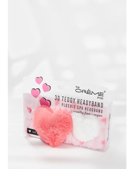 Not Your Baby Teddy Headband