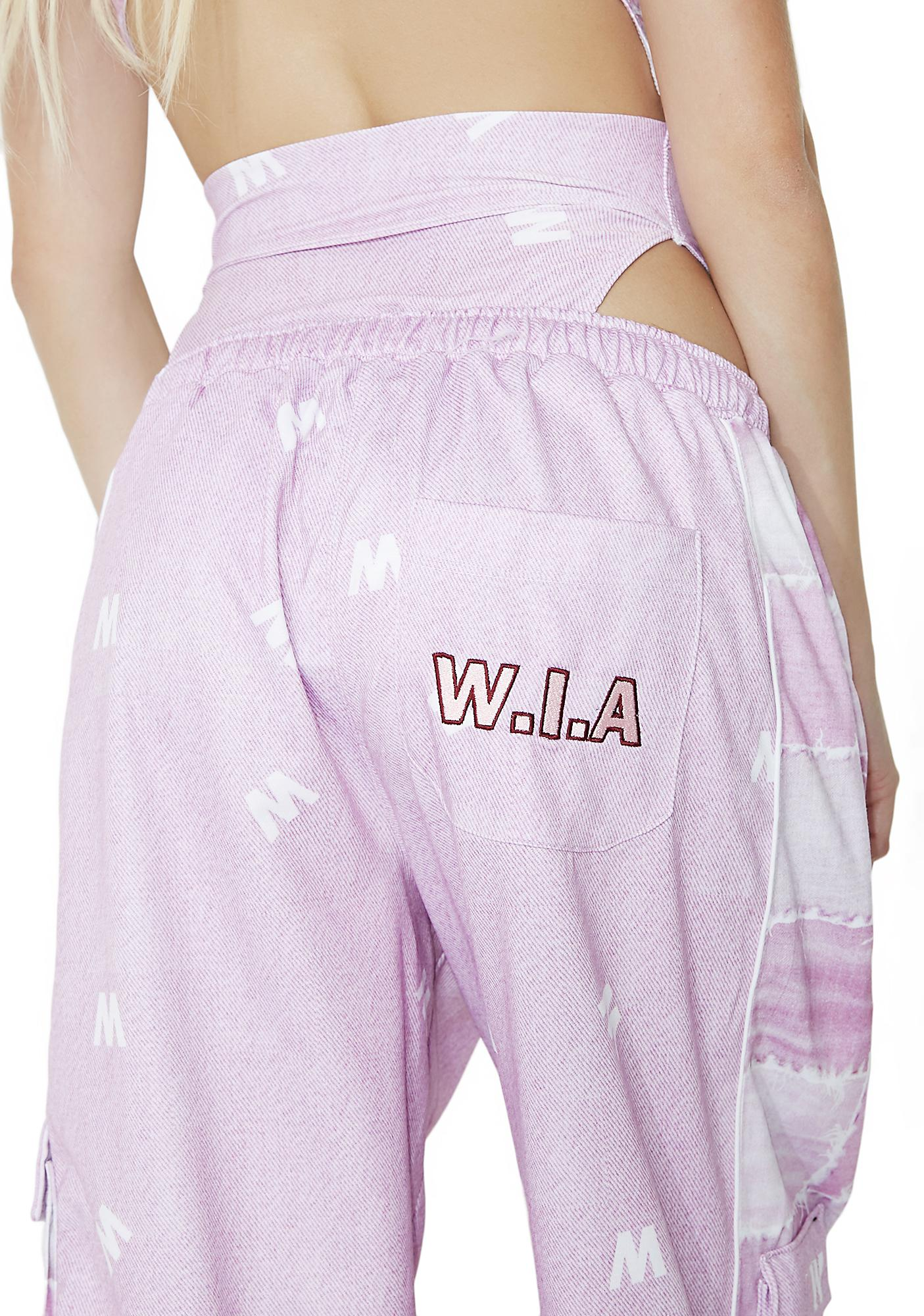 W.I.A True Denim Sweatpants
