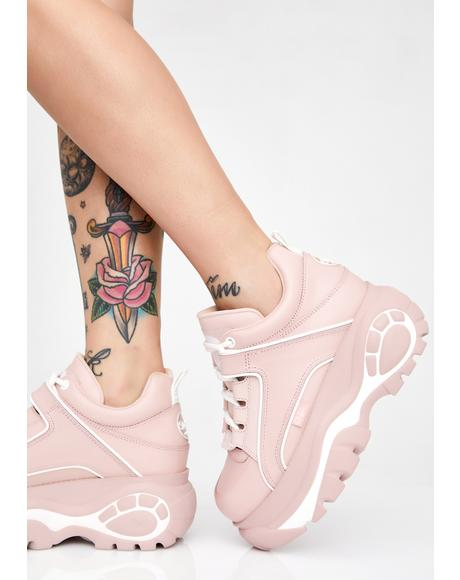 Sweet Classic Low Leather Sneakers
