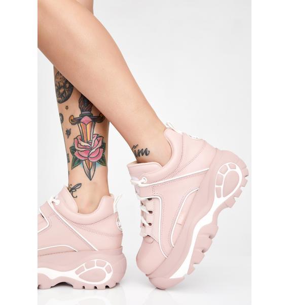 Buffalo London Sweet Classic Low Leather Sneakers