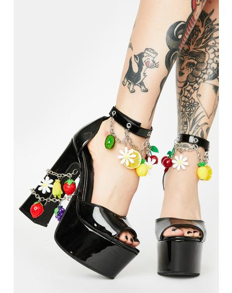 Pick Me Platform Heels