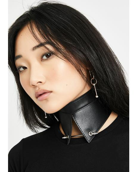 Hex Collar Choker