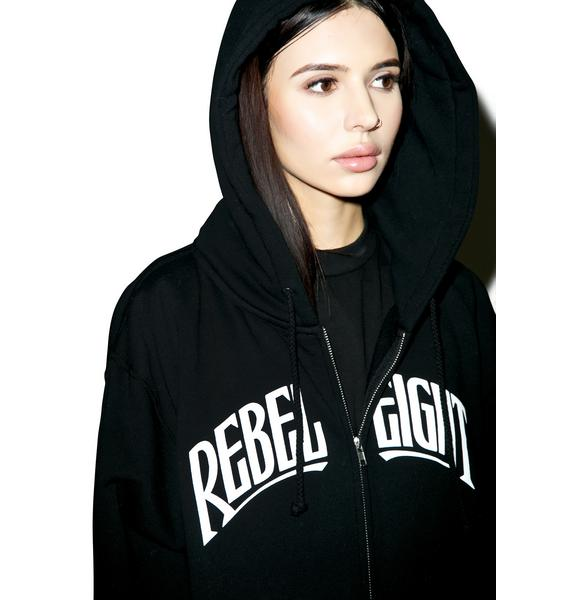Rebel8 Secret Allegiance Hoodie