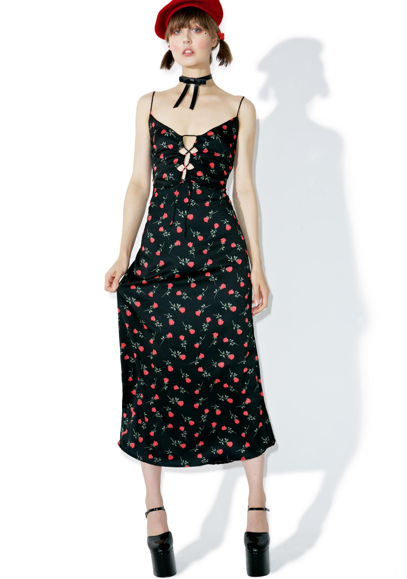 Motel Aster Maxi Dress