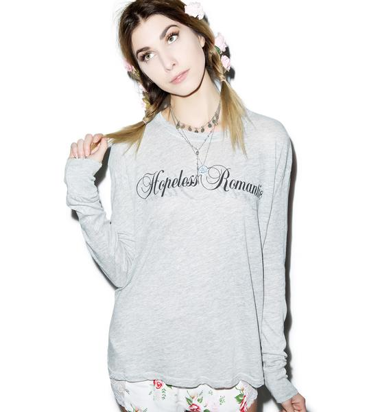 Wildfox Couture Fickle Heart Walk Of Shame Tee