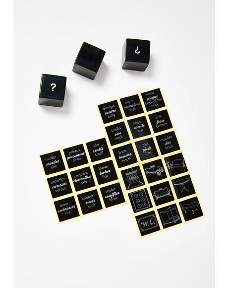 Lucky Love Sex Dice