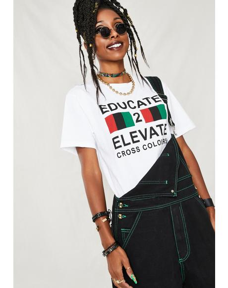 Educate to Elevate T-Shirt