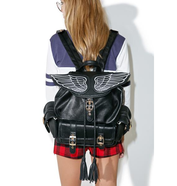 Dark Angel of Mine Backpack