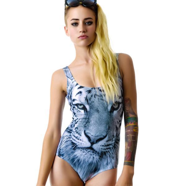 BamBam Eye of the Tiger Bodysuit