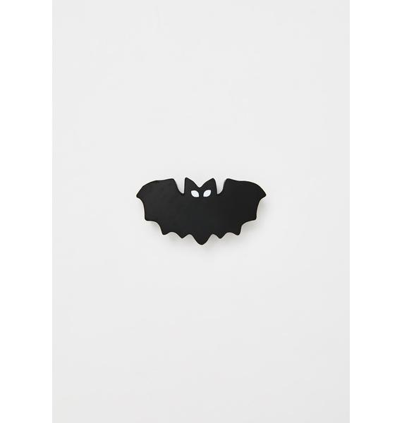 Killstar Bat Scented Eraser