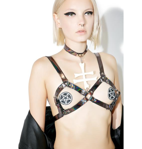 OS Accessories Lucifire Harness Bra