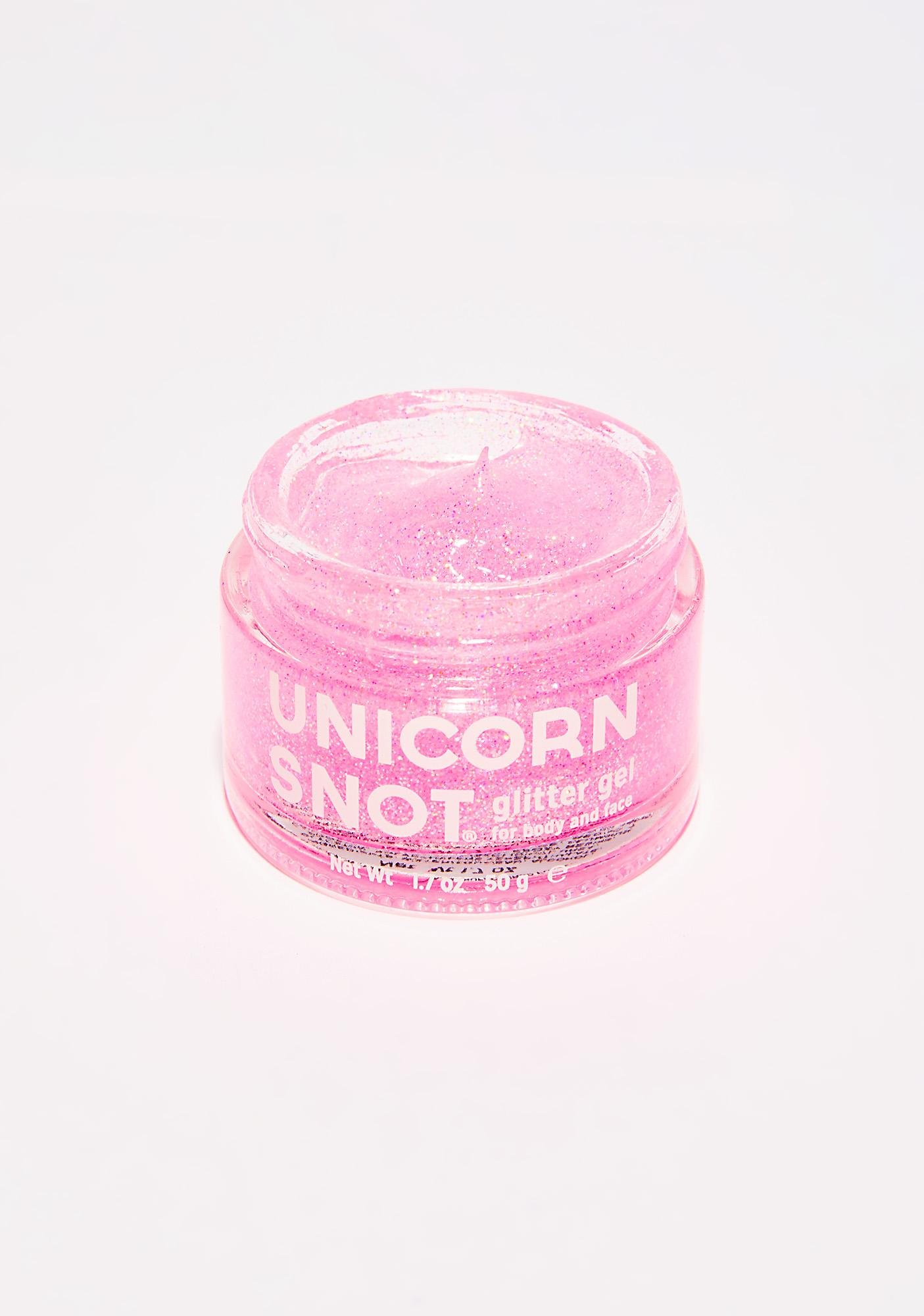 Unicorn Snot Unicorn Snot Pink Glitter Gel