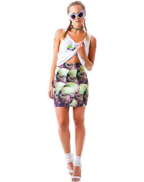 Ayy Lmao Skirt