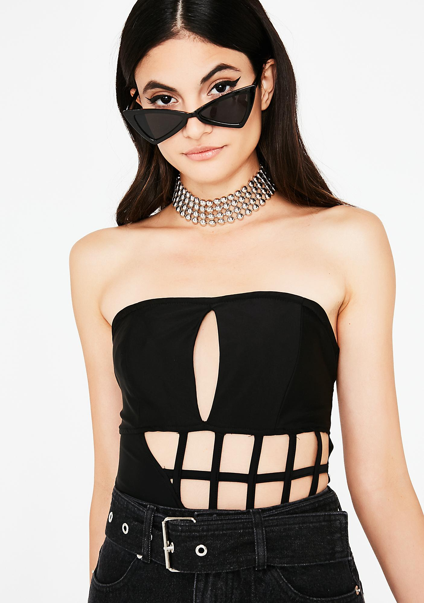 Wildstyled Cage Bodysuit