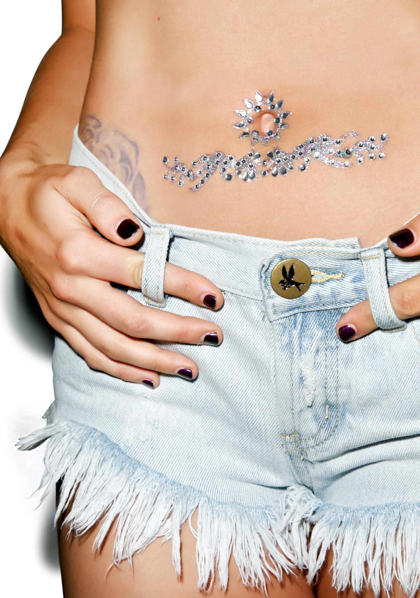 Fire In Ur Belly Body Jewels