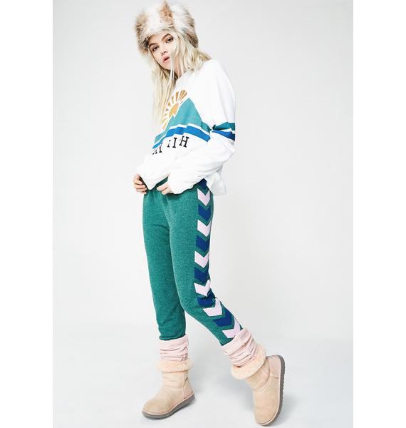 Wildfox Couture 1984 Knox Pants