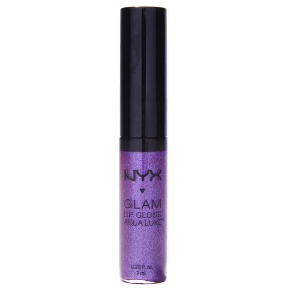 NYX Tuesday Night Disco Glam Lip Gloss