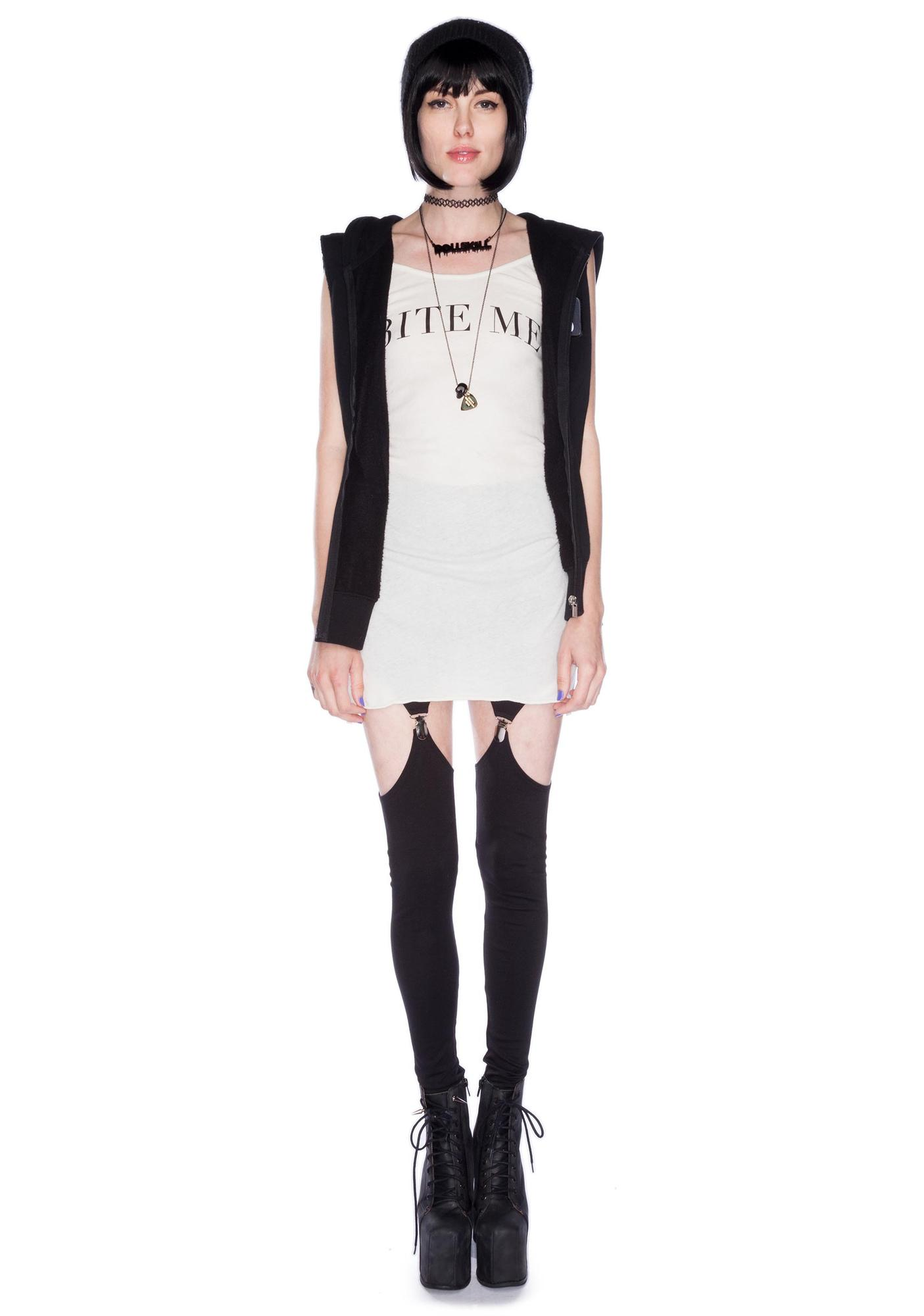 Wildfox Couture 90's Slip Skinny Under Tank Dress