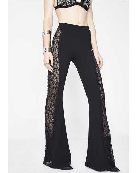 Romanticize Me Lace Pants