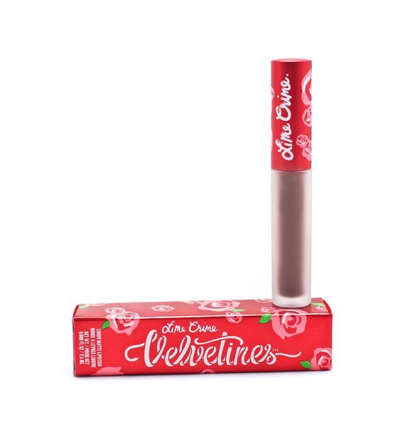 Lime Crime Teddy Bear Velvetine Liquid Lipstick
