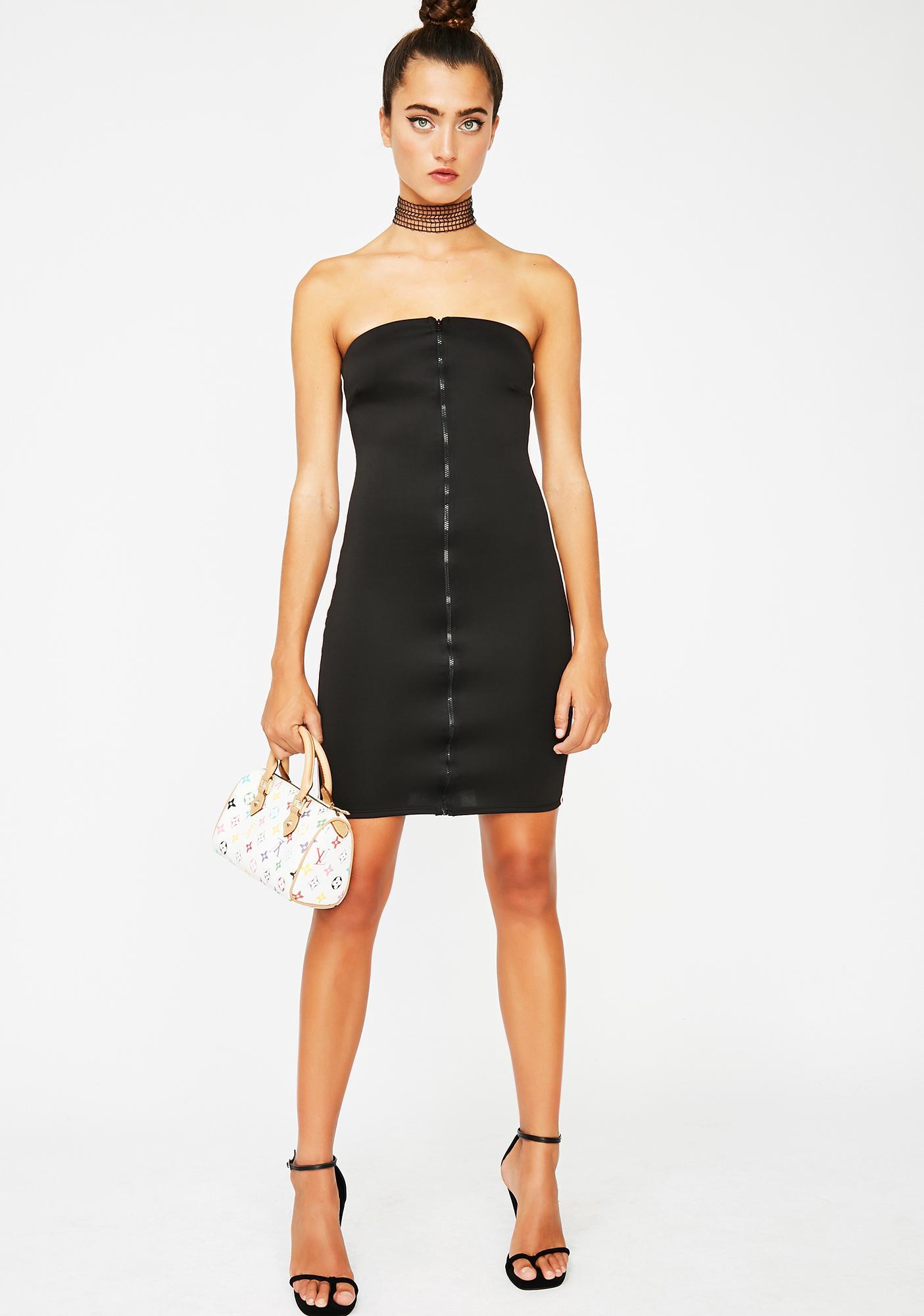 Nothing Nice Mini Dress