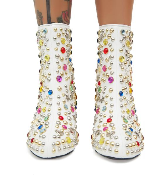 Current Mood Superstar Gem Boots
