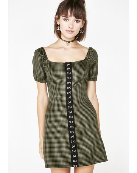 Wicked Mannerz Mini Dress